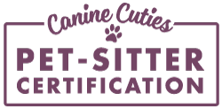 Canine Cuties Pet-Sitter Certification
